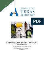 Laboratory Safety Manual