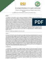 Articulo de Ecologiaa