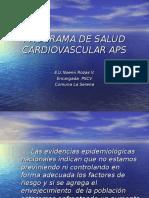 Programa de Salud Cardiovascular Aps