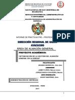 Informe Final de Las Practicas Para Exposicion