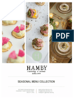 HCE Menu Collection 2016