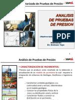 Analisis de Pruebas de Presion (Well Testing)