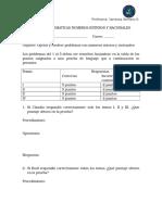 Guía de Reforzamiento de Matemática