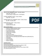 resume rachel dauber 4-2017