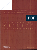 Examen y Diagnostico Clinico-Otto Radostits