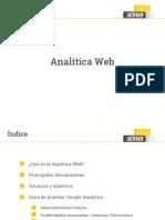 4.1 Analítica Web