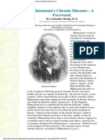 Hering´s Foreword to Hahnemann