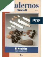 Cuadernos Historia 16, nº 035 - El Neolítico.pdf