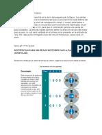Circuito de Aplicación Típico PASO a PASO UNIPOLAR