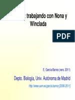 Ejercicio Nona Winclada