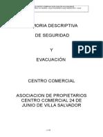 Plan de Contingencia Villa Salvador