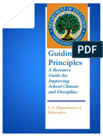 guiding principles- a resource for improving school climate   discipline