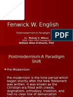 Fenwick English MELODY