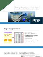 Petrofisica y Registro de Pozos