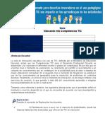 Guía_Valorando Competencias TIC