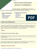 guia breve para la presentacion de referencias y citas bibliograficas.pdf