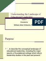 Chapter 6 - Dr. English, Leadership