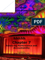 Chapter 7 - Dr. English, Leadership
