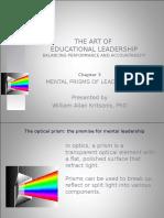 Chapter 3 - Dr. English, Leadership