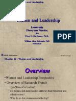 Chpt 12 Women and Leadership