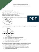 Evaluación de ECG