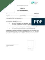 Anexo 04 - Declaración Jurada (Ok)