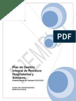 Modelo Elaboracion PGIRHS.doc