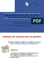 sistema de gestion integrado