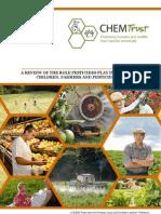 CHEM Trust Report - Pesticides & Cancer July 2010