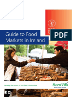 Guide to Food Markets in Ireland