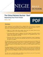 "The China-Pakistan Nuclear ""Deal"""