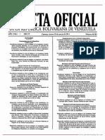 GO 40382 Normas Para Que Los Propietarios de Edificios Que Tengan Veinte Años o Más Dedicados Al Arrendamiento Los Oferten en