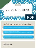 Sepsis Abdominal