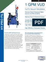 Hy Pro v1 Vac u Dry Brochure
