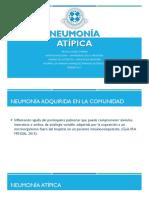 Seminario Neumonía atípica pediatria
