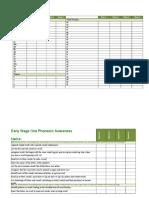 phonemic assessment