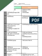 april17-21plan