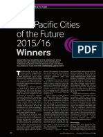 Asia-Pacific Cities of the Future 2015