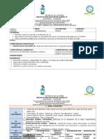 Formato Plan de Clases Iesaf 2017