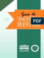 Guia de Sobrevevivência Universatária UFCSPA