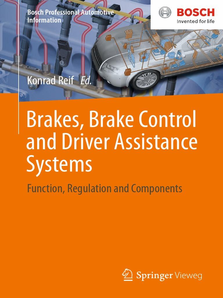 Brakes Braje Control And Driver Assitance Systemspdf Anti Lock Dualvoltage Comparator Circuit Diagram Tradeoficcom Braking System Traffic Collision