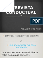 ENTREVISTA_CONDUCTUAL