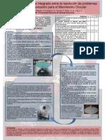 Propuesta de trabajo integrado entre la resolución de problemas y la experimentación para el Movimiento Circular
