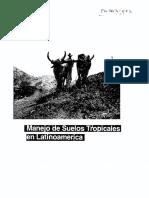 Manejo de Suelos Tropicales en Latina America