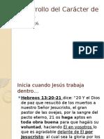 05. Desarrollo de Caracter Cristiano