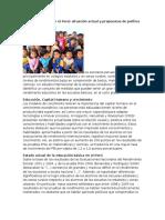 Educación Básica en El Perú