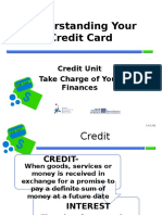 understanding your credit card powerpoint new