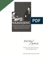 The Letters of Ezra Pound to James Joyce (160p) [Inua].pdf
