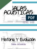 Historia de La Acustica