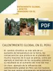 Calentamiento Global y El Efecto Invernadero en El (1)